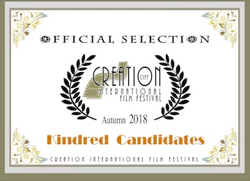 Official Selection Creation International Film Festival